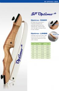 Wooden Take-down Bow -Junior In Stock